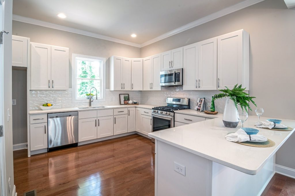 kitchen remodeling in City Terrace